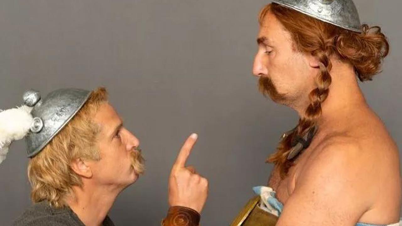Astérix et Obélix annulé pour cause de coronavirus : Guillaume Canet dément !
