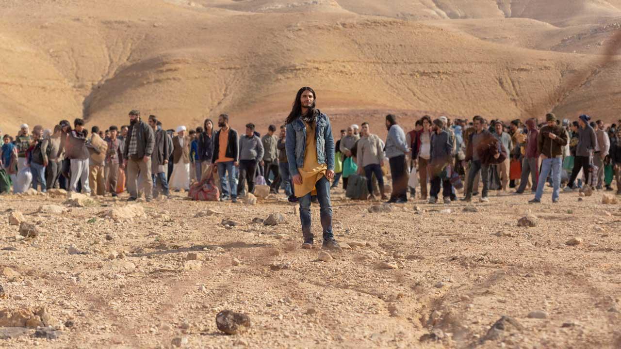 Messiah : pas de saison 2 pour la série Netflix avec Tomer Sisley