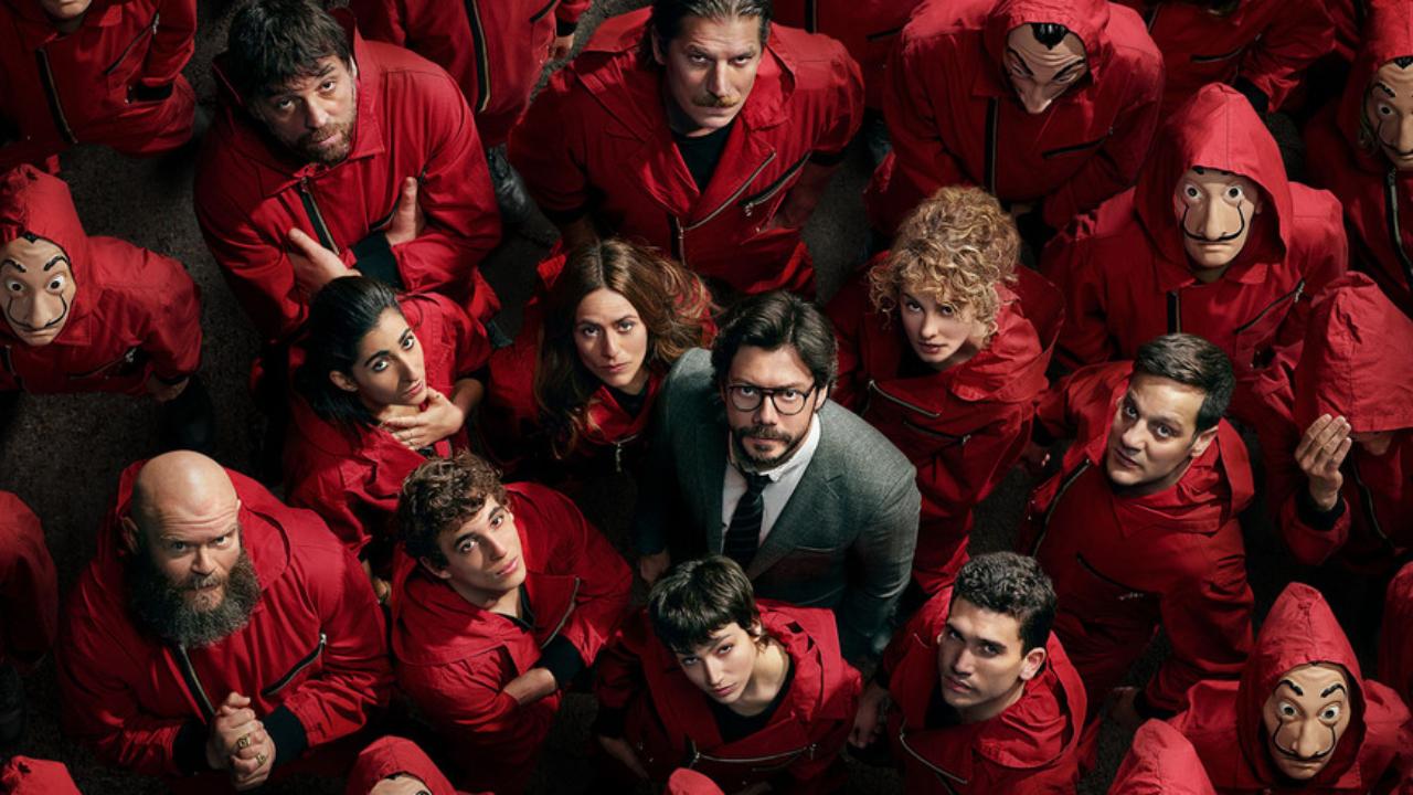 La Casa de Papel sur Netflix : y'aura-t-il une partie 5 ?