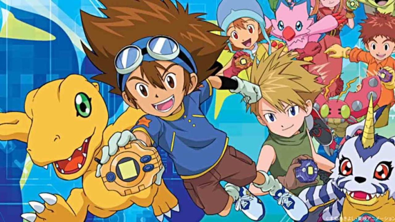 Digimon Adventure : quel lien entre Dragon Ball Super et le reboot de la série animée ?