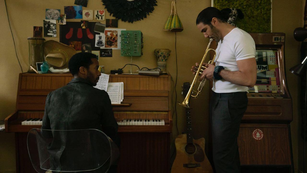 The Eddy (Netflix) : Damien Chazelle dévoile une bande-annonce jazzy pour sa série