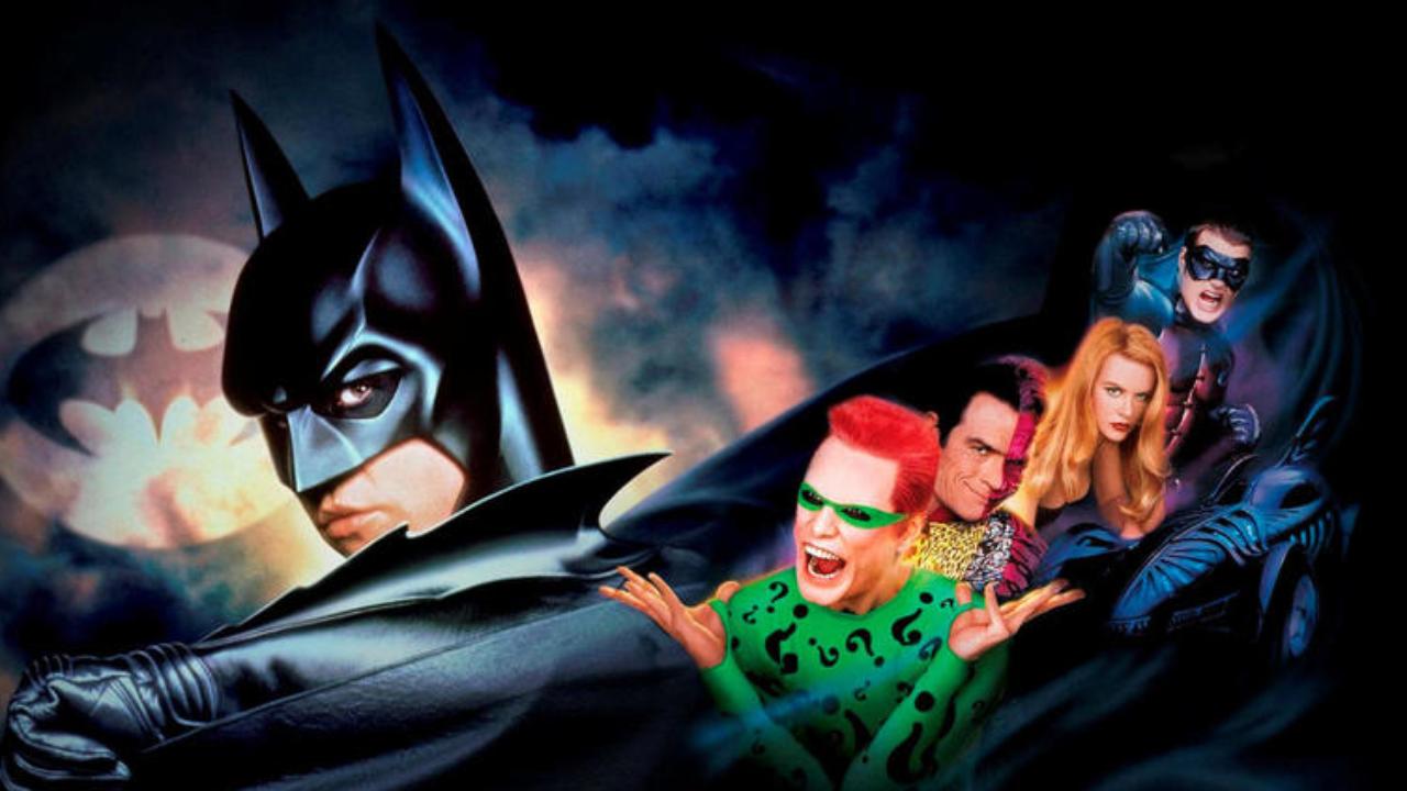 Après Justice League, une version longue pour le Batman Forever de Joel Schumacher ?