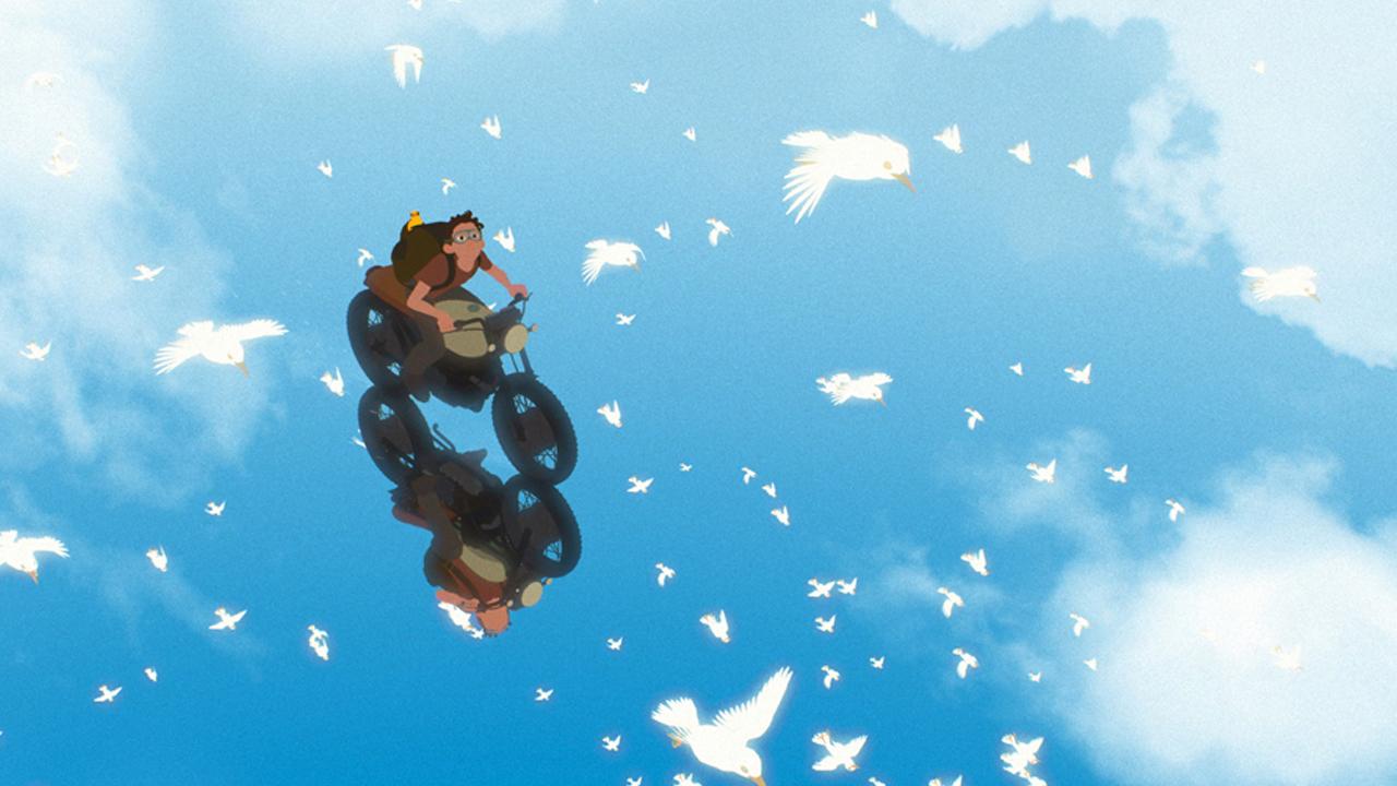 """Ailleurs : un film d'animation réalisé en solitaire pour """"une expérience immersive"""""""