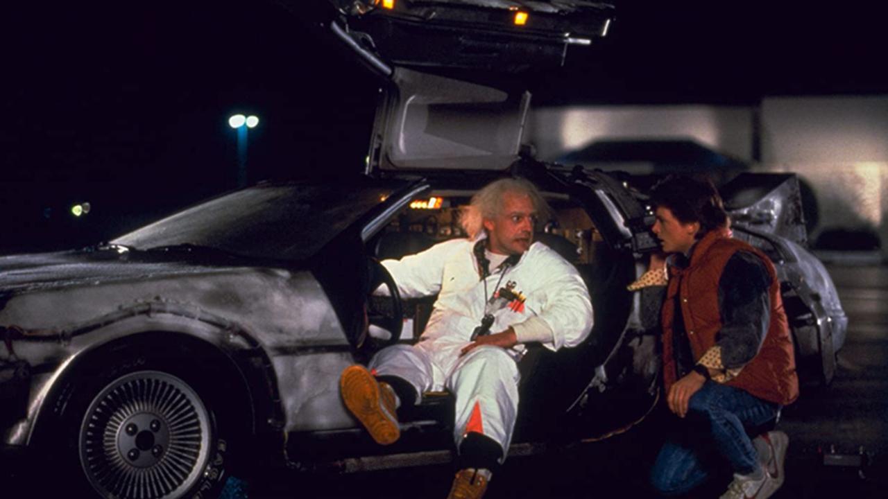 Mort de Ron Cobb : la DeLorean de Retour vers le futur ou le vaisseau d'Alien, c'était lui !