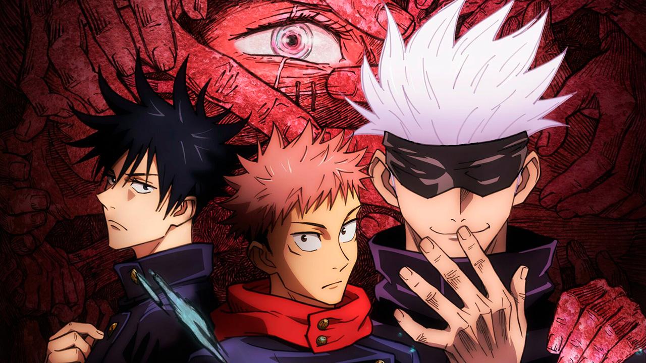 ADN, Wakanim, Crunchyroll : 10 animés à ne pas rater en octobre : Jujutsu Kaisen, Burn the Witch...