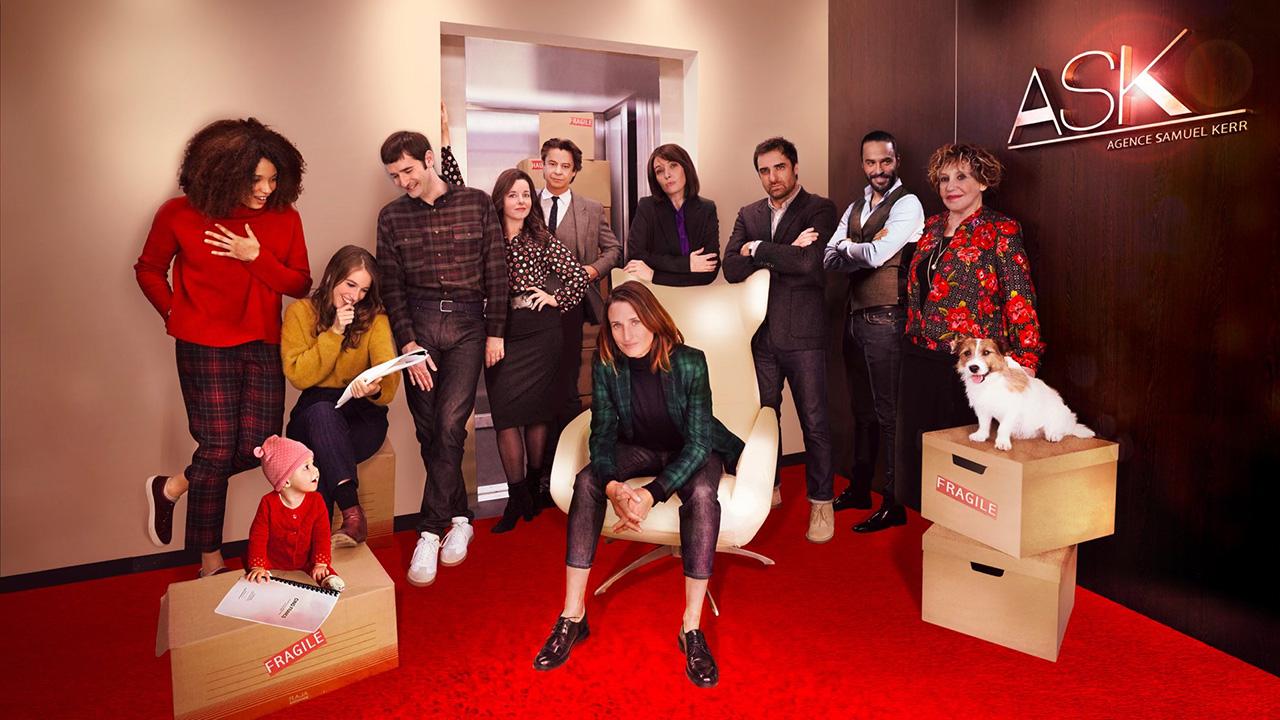 Dix Pour Cent saison 4 : une date de diffusion pour la série France 2