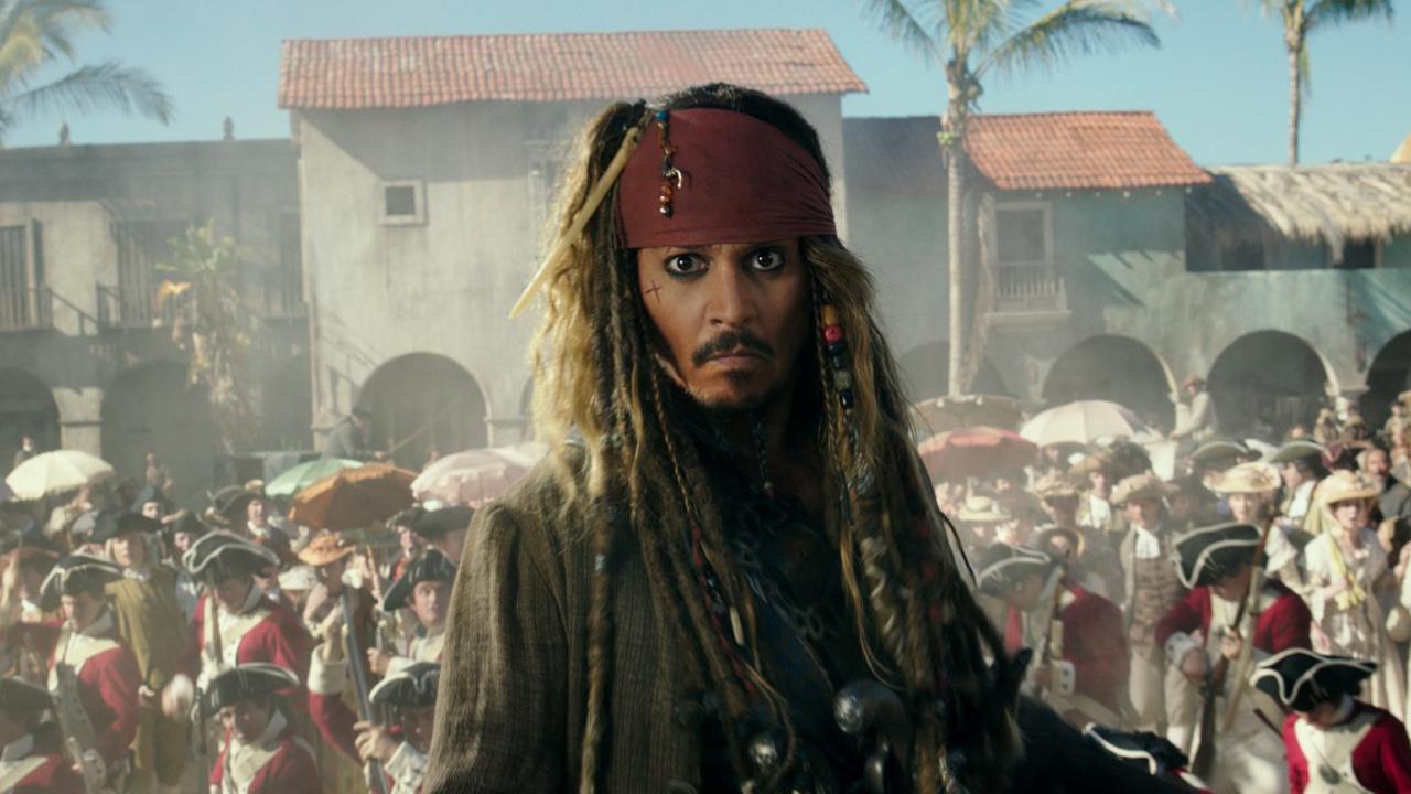 Pirates des Caraïbes 5 sur W9 : un tournage chaotique avec un Johnny Depp ingérable