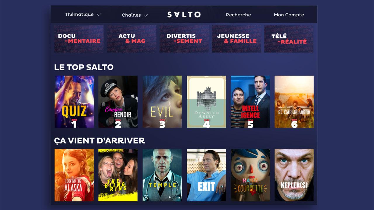 SALTO : les séries à voir au lancement : Grey's Anatomy, Fargo, Bull, Seinfeld...
