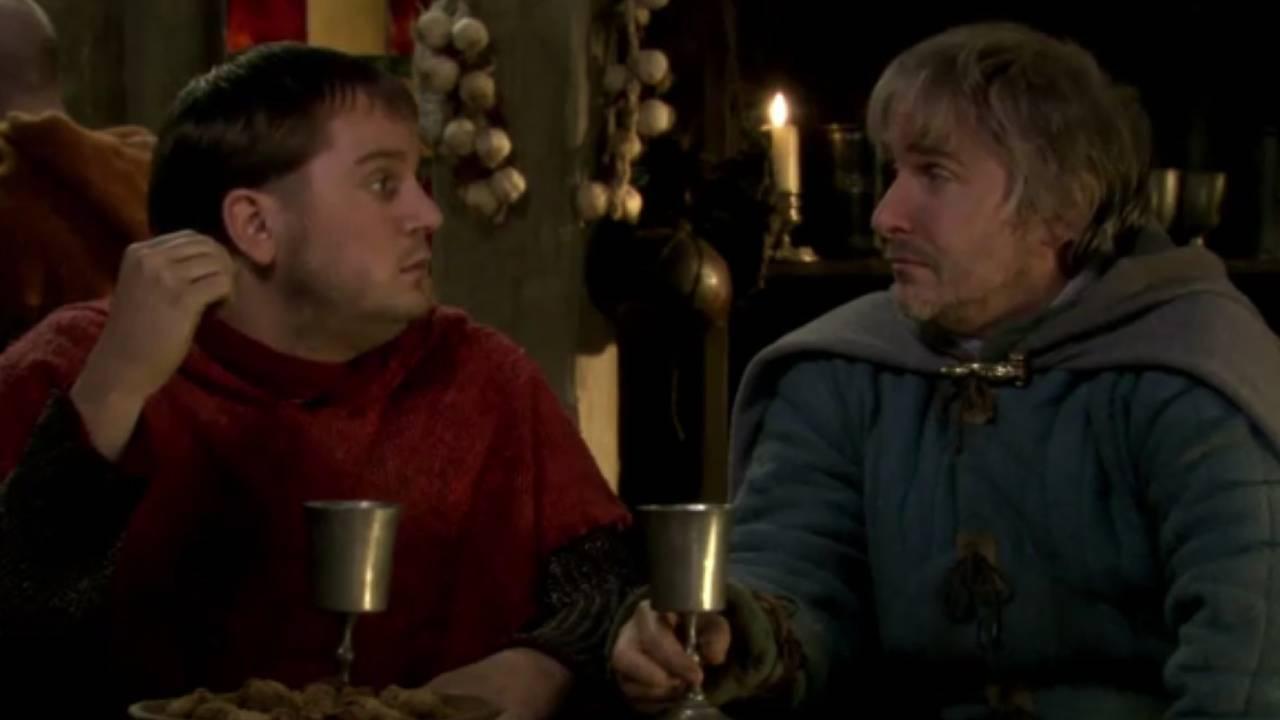 Kaamelott : une grosse erreur sur Perceval s'est glissée dans la série