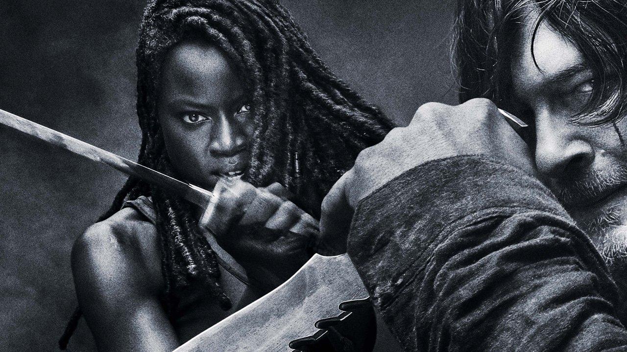 The Walking Dead saison 10 : premier teaser avec Hilarie Burton pour les derniers épisodes