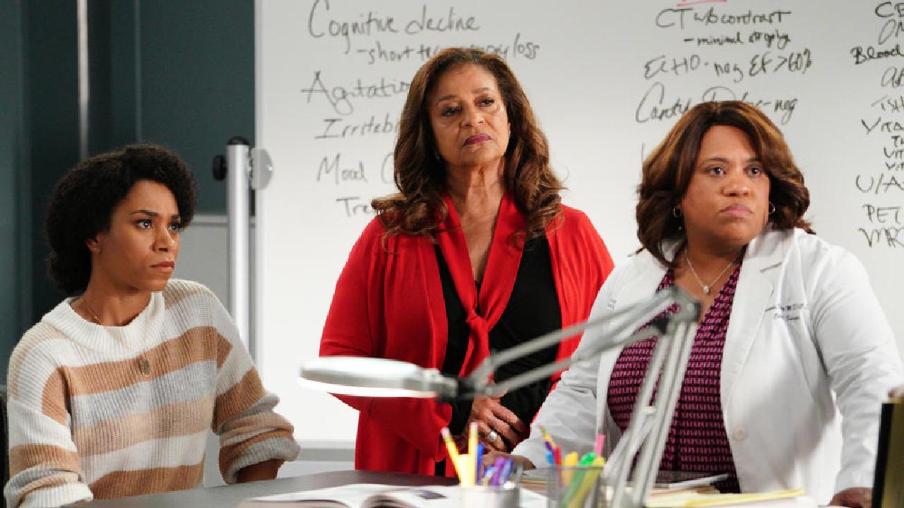 Grey's Anatomy : la saison 17 sera-t-elle la dernière ? Debbie Allen sème le doute