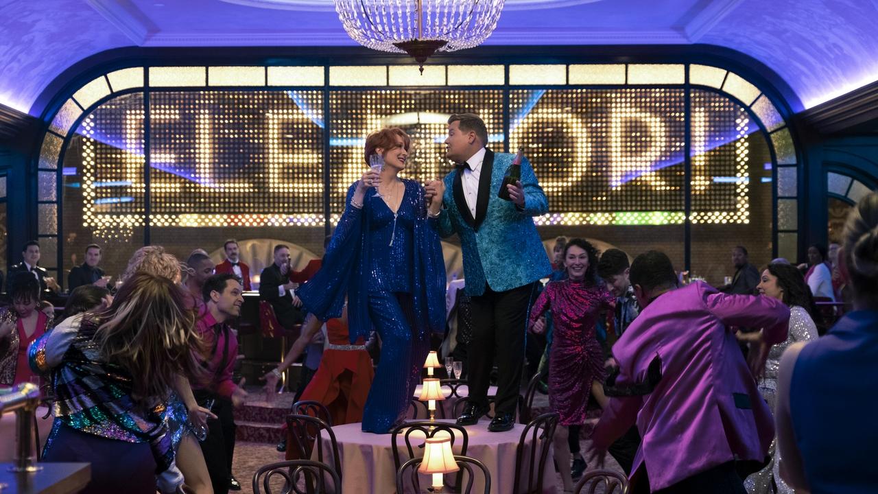 Bande-annonce The Prom : Après Mamma Mia, Meryl Streep met le feu dans la nouvelle comédie musicale de Netflix