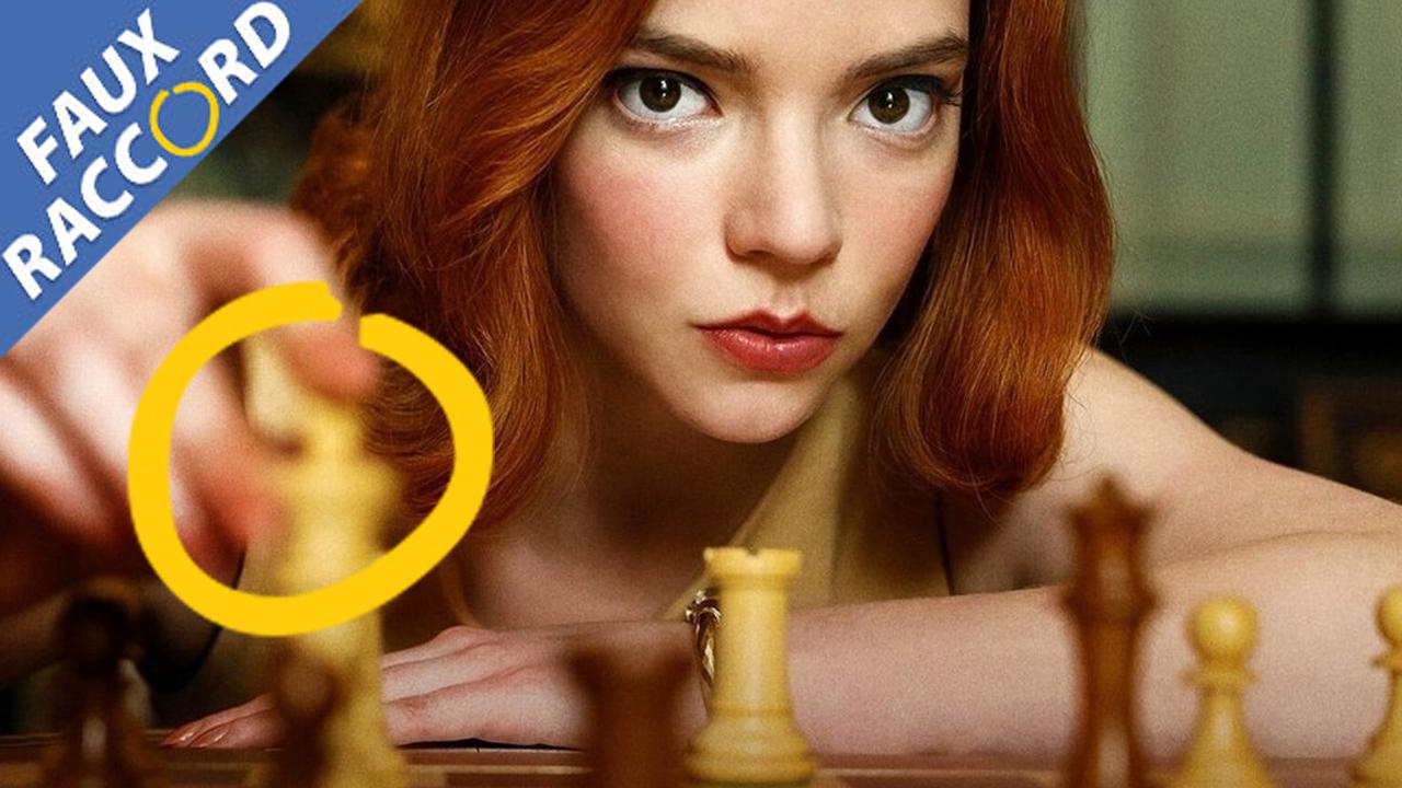 Le Jeu de la Dame : les faux raccords et erreurs de la série Netflix