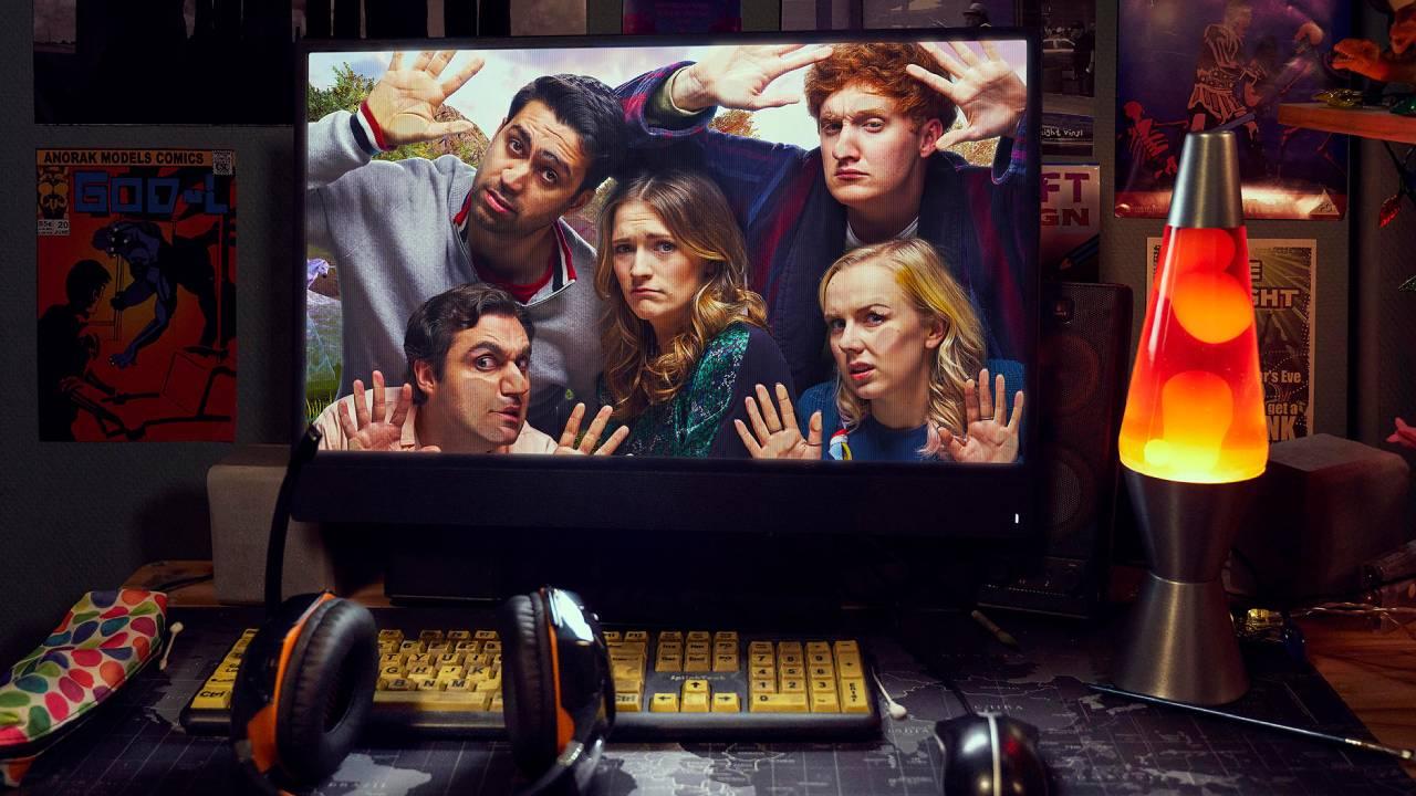 Dead Pixels sur CANAL+ : c'est quoi cette comédie anglaise sur fond de jeu de rôle ?