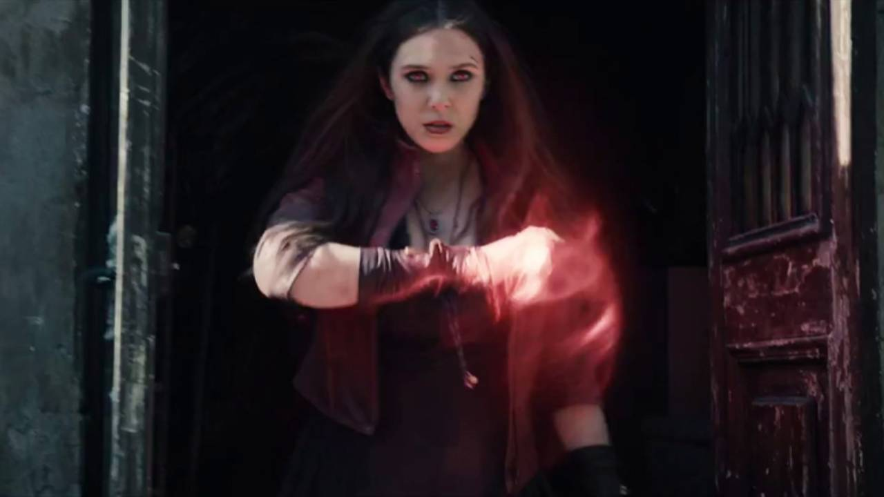 Avengers : Elizabeth Olsen (Scarlet Witch) raconte les coulisses de tournage frustrantes des films Marvel