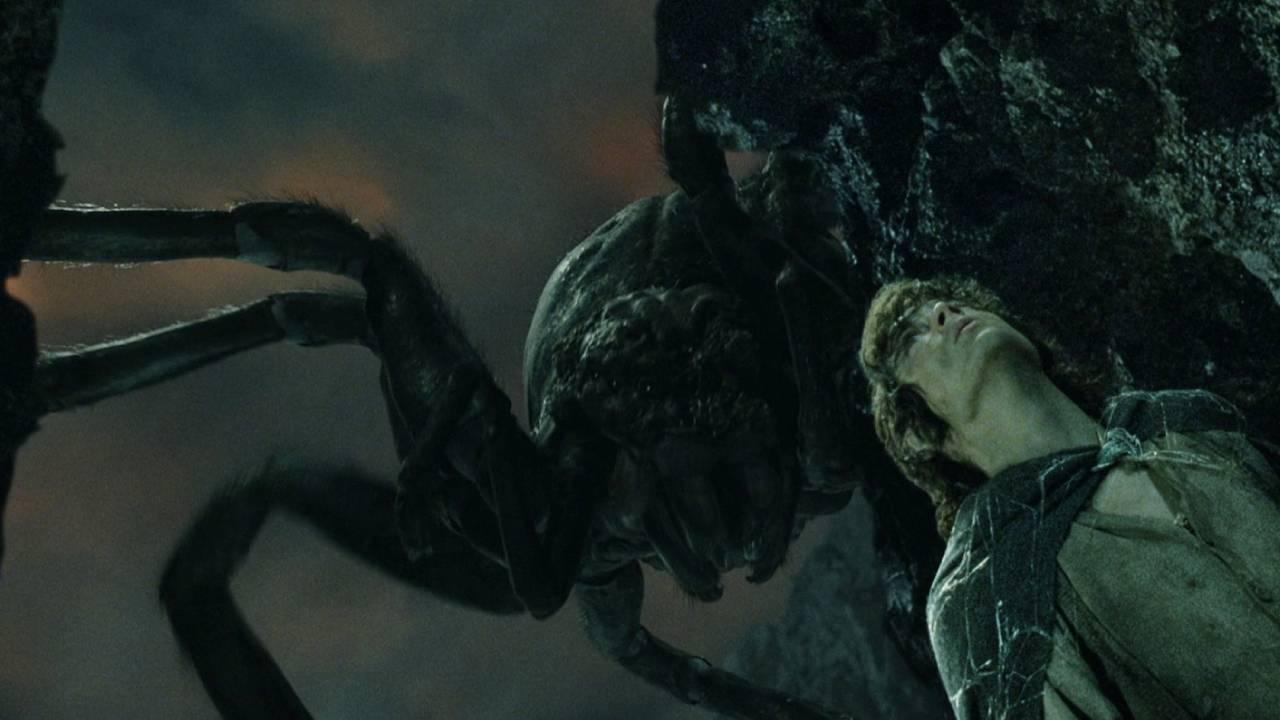 Le Seigneur des Anneaux : à quoi ressemble la véritable araignée qui a inspiré le look d'Arachne ?