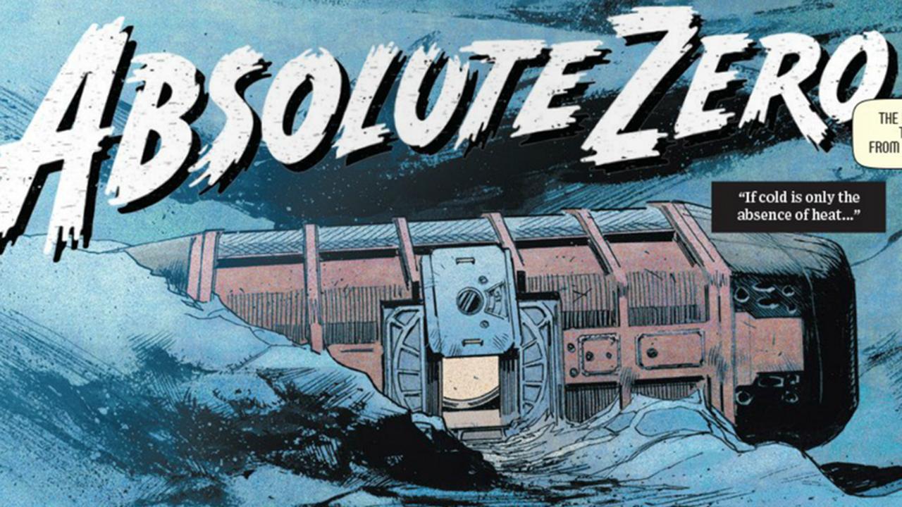 Interstellar : la BD qui dévoile un chapitre inédit de l'histoire