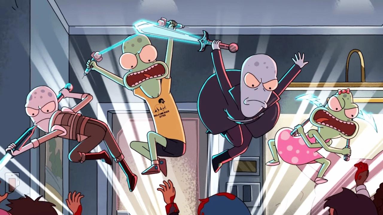 Solar Opposites sur Disney+ : qui est le scénariste Justin Roiland, également co-créateur de Rick et Morty ?