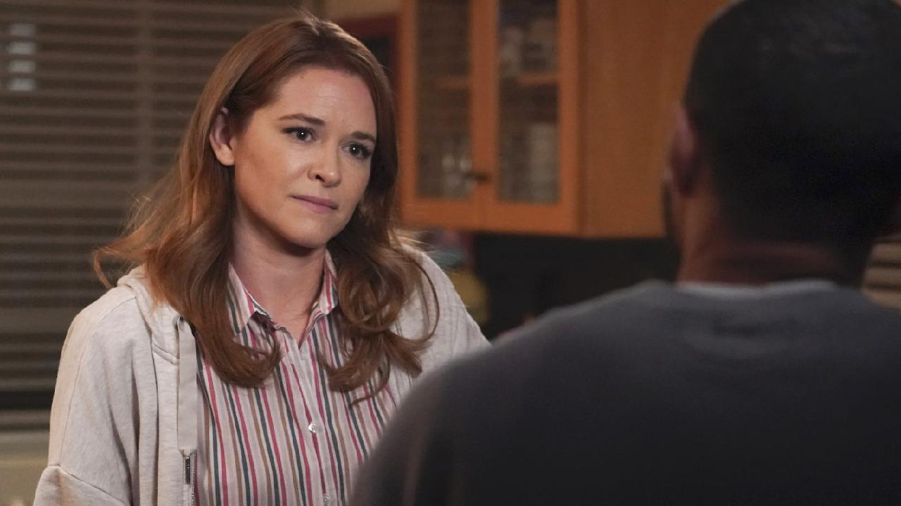 Grey's Anatomy saison 17 : découvrez les photos du retour d'April (Sarah Drew)