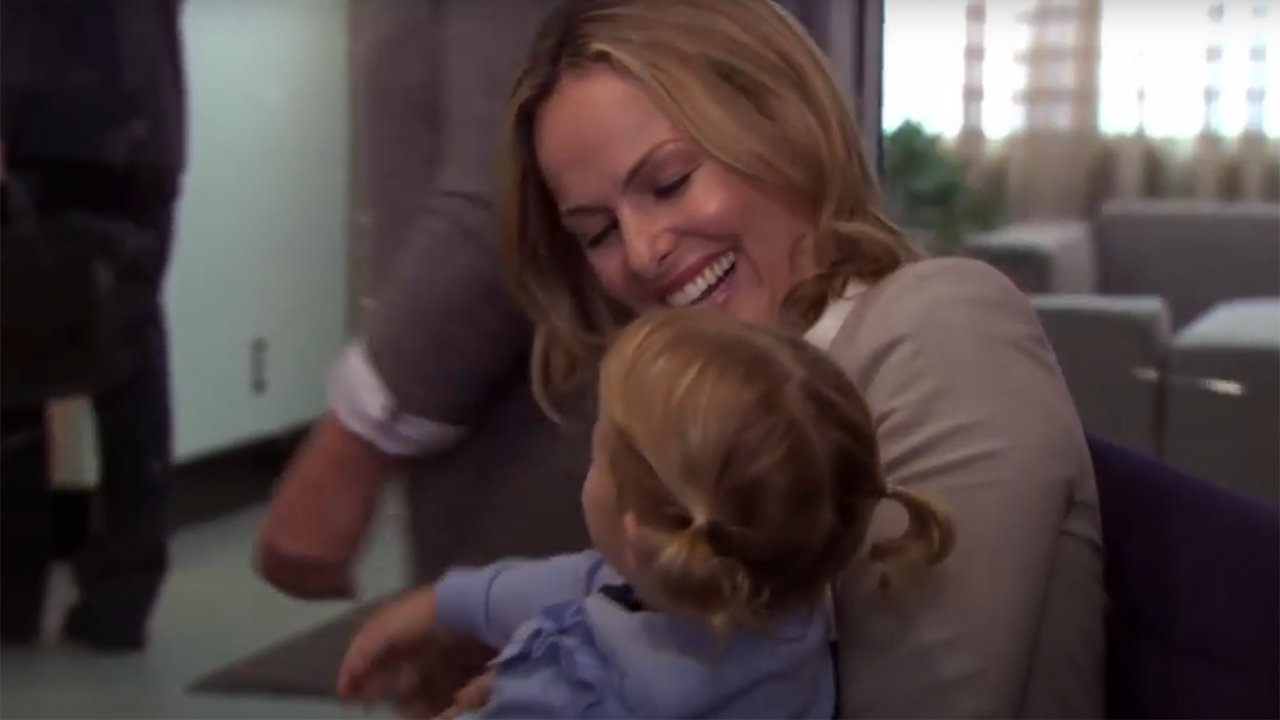 The Office : on sait enfin qui est le père du bébé de Jan, huit ans après la fin de la série !
