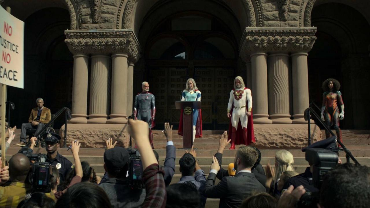 Jupiter's Legacy sur Netflix : que pense la presse de la série super-héroïque de Mark Millar ?