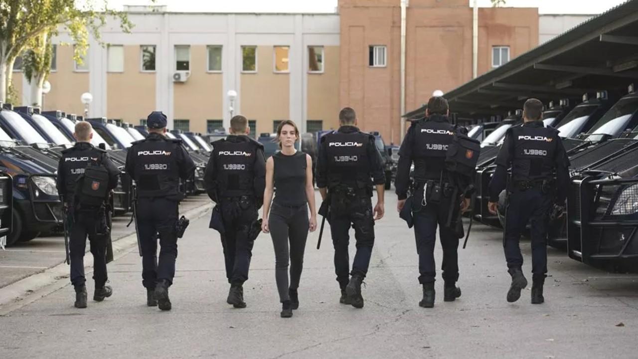 Antidisturbios sur CANAL+ : qui sont les policiers de la série coup de poing de Rodrigo Sorogoyen ?