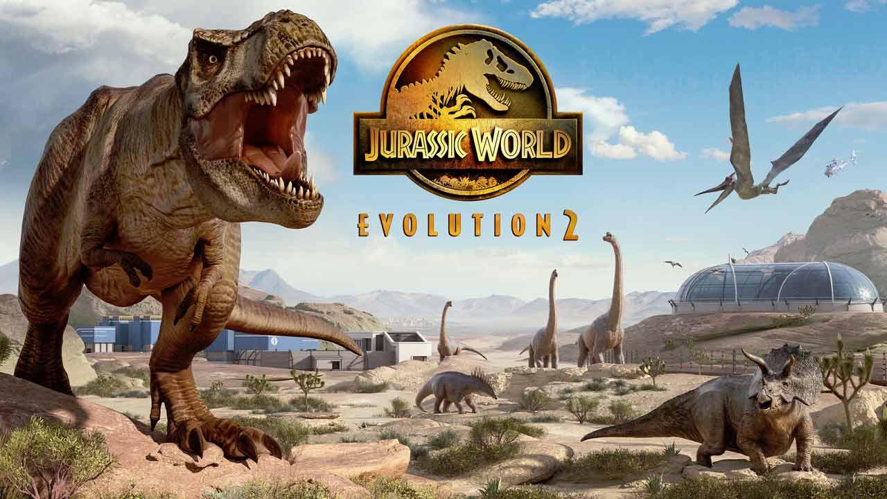 E3 2021 - Jurassic World Evolution 2 : Jeff Goldblum présent dans le jeu attendu cette année