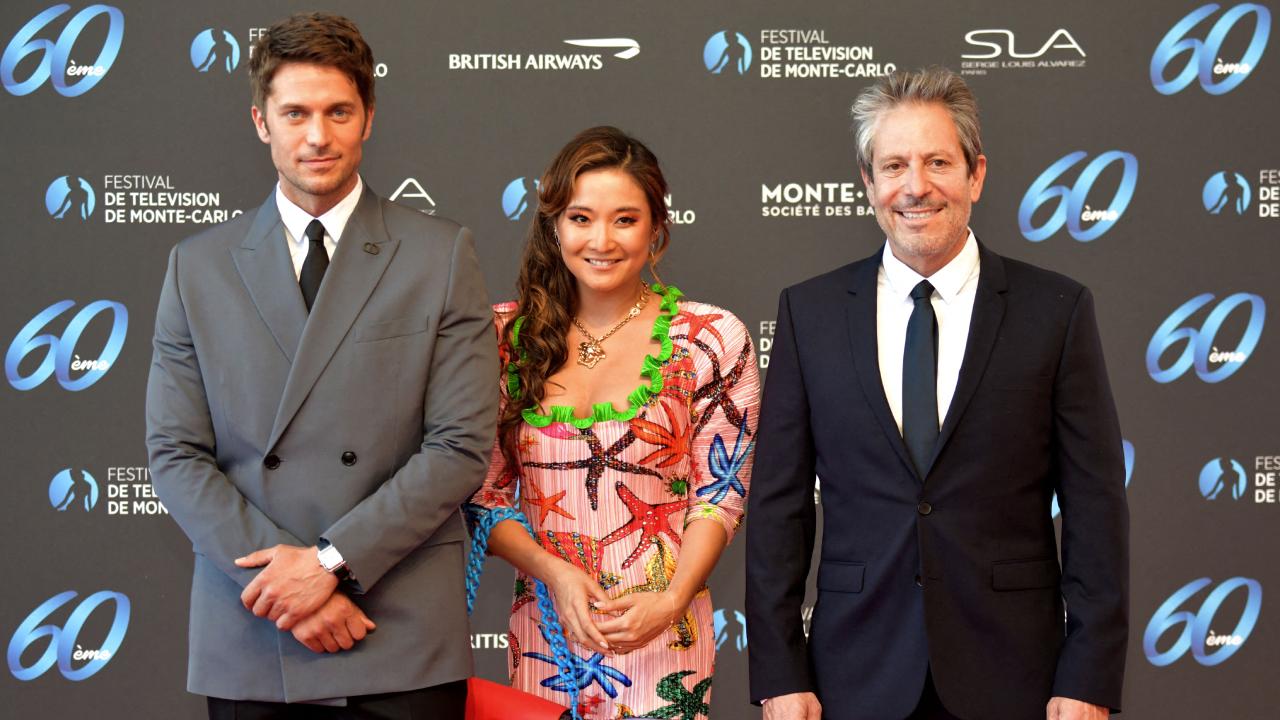 Audrey Fleurot, Clément Rémiens, Jaime Lorente... retour en images sur le 60ème Festival de Monte-Carlo