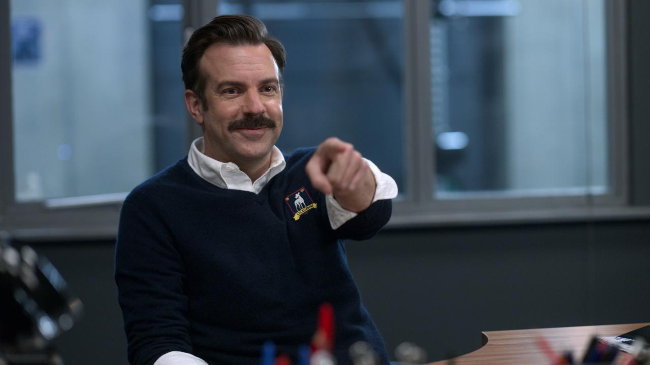 """Ted Lasso sur Apple TV+ : une saison 2 """"encore plus positive et optimiste que la première"""""""