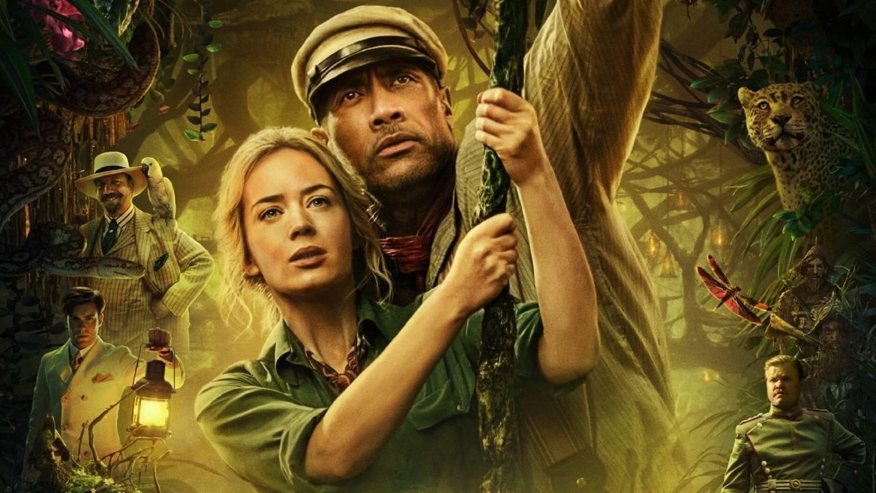 Jungle Cruise : sur le tournage du film d'aventures Disney avec Dwayne Johnson et Emily Blunt