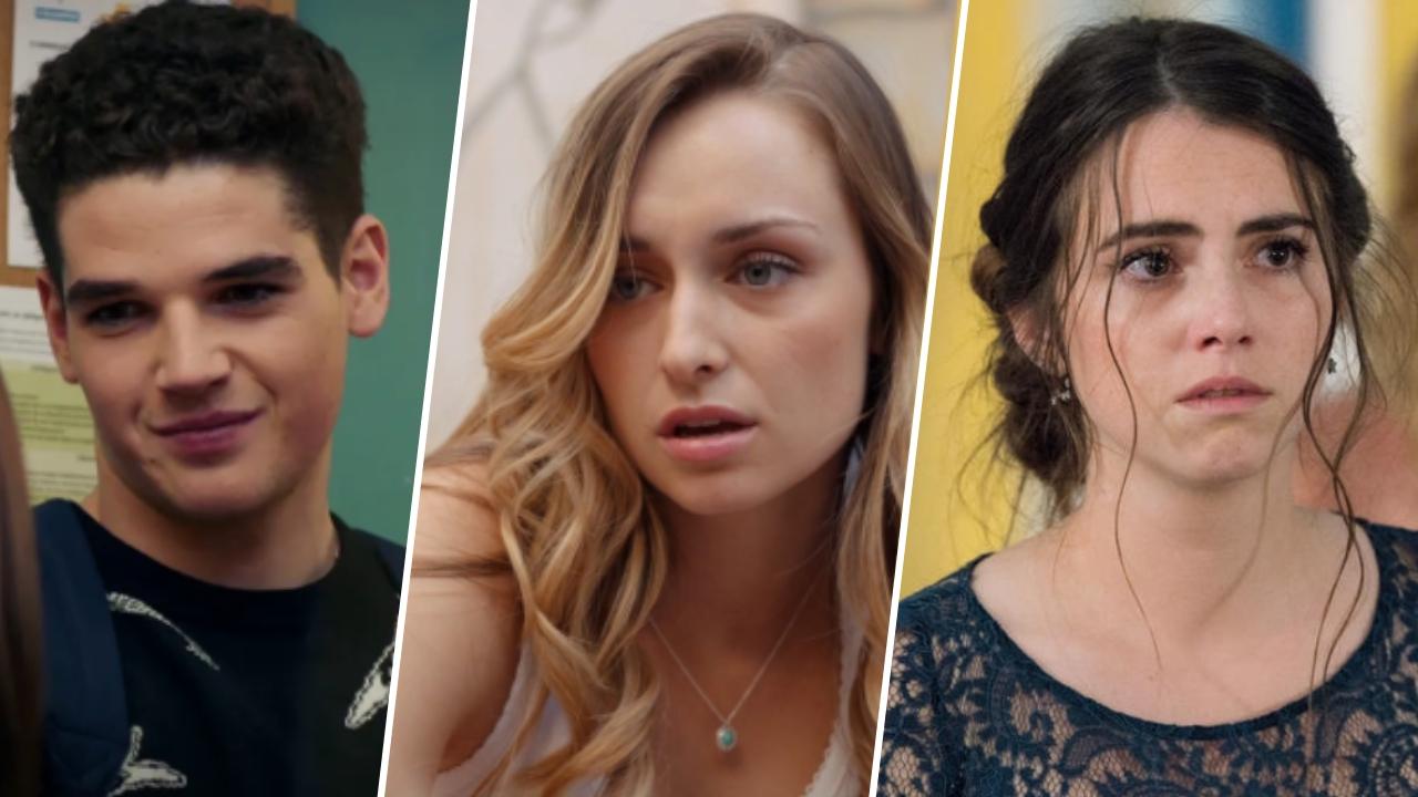 Demain nous appartient : quel avenir pour Sofia, Charlie, et Gabriel après le lycée ?