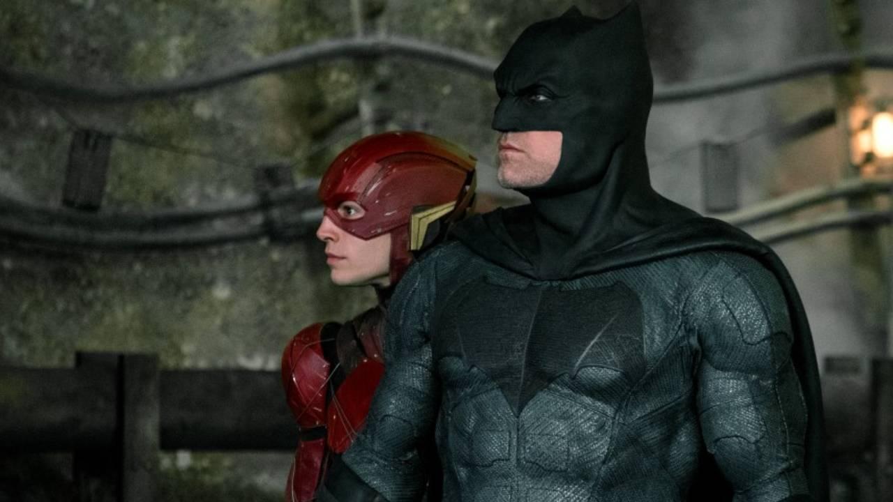The Flash : tournage interrompu après un accident avec la moto de Batman