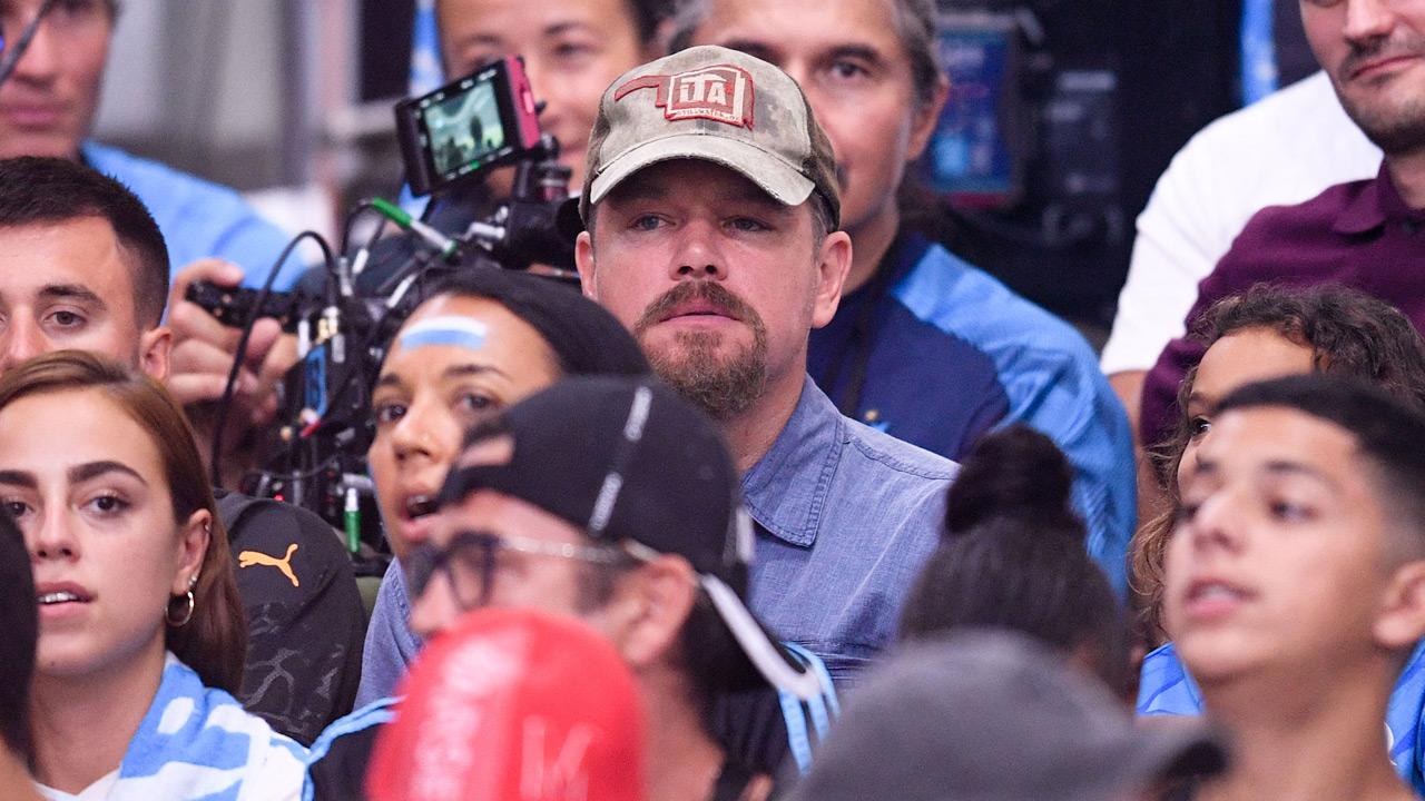 Stillwater : quand Matt Damon tournait pendant un match de l'OM