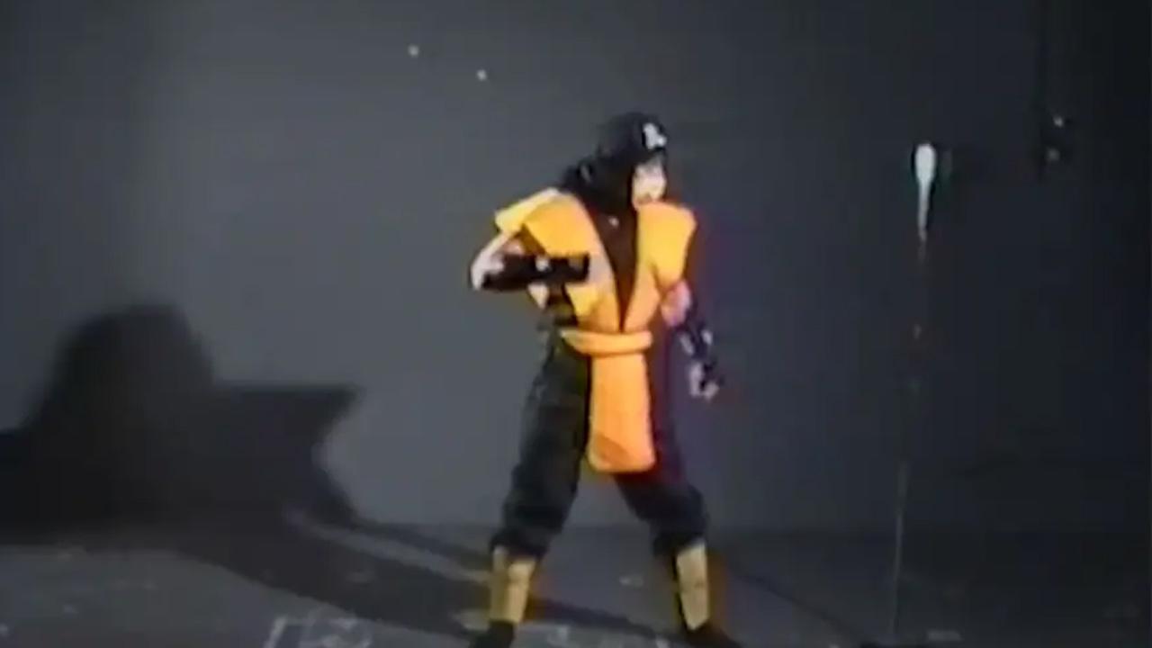 Mortal Kombat : une vidéo sur la création d'un personnage culte refait surface