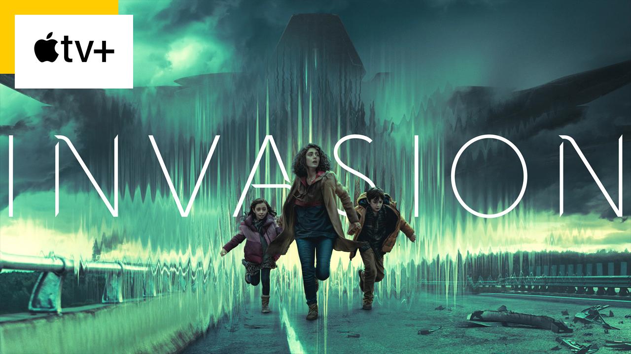 Invasion : Sam Neill et Golshifteh Farahani face aux aliens, ça donne quoi ?