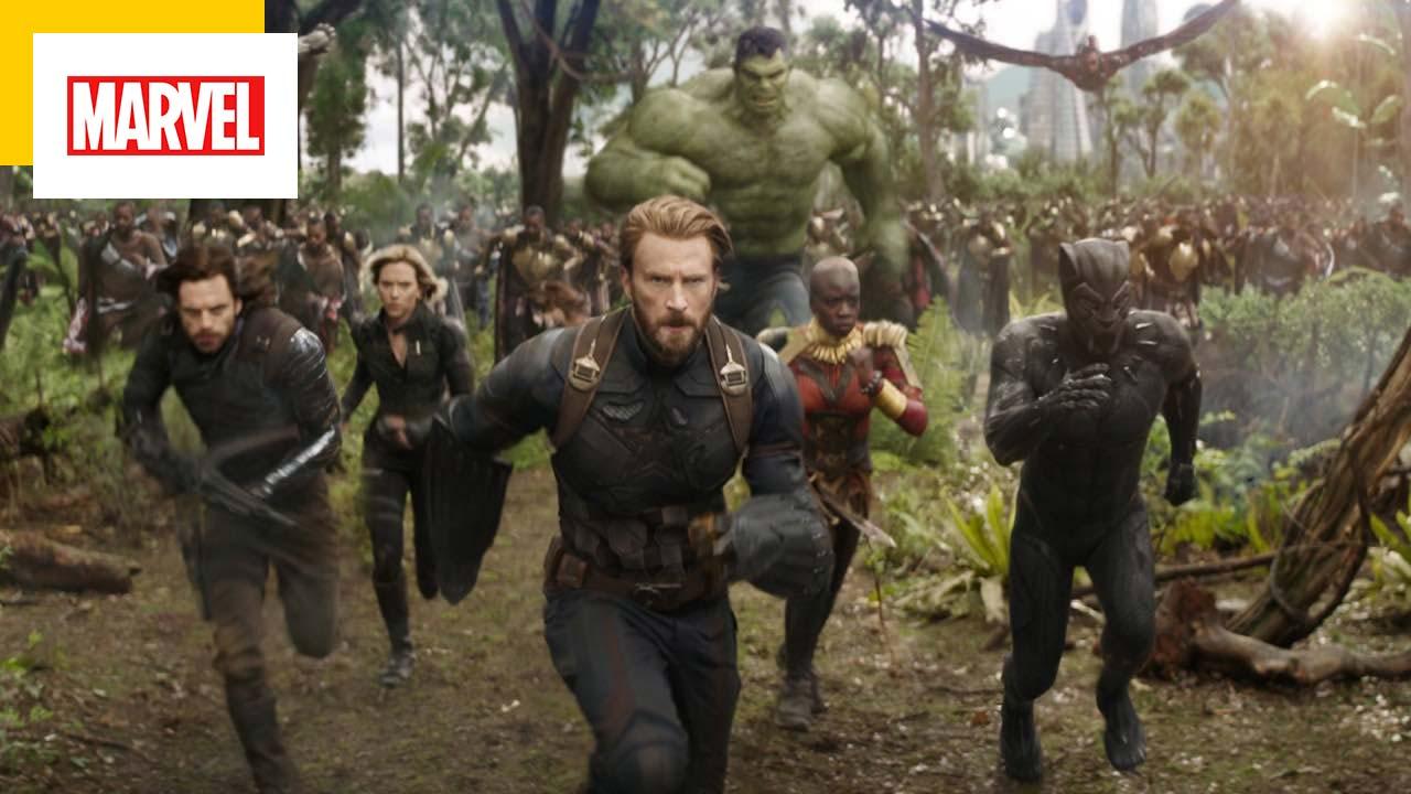 Marvel : un fan a remonté le MCU en un seul film de 50 heures !