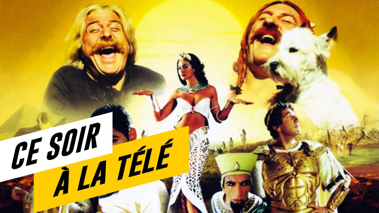 A la TV lundi 25 octobre : le meilleur Astérix
