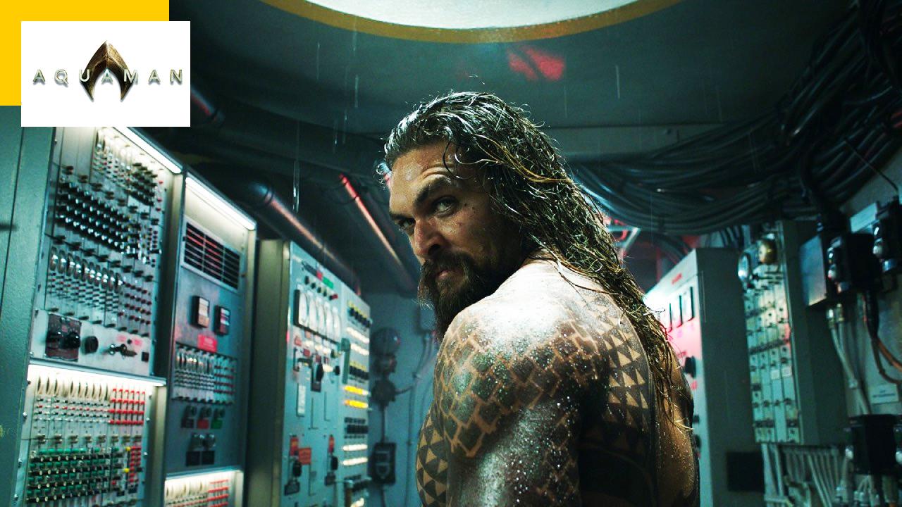 "Aquaman 2 : ""super-héros âgé"", Jason Momoa enchaîne les blessures"