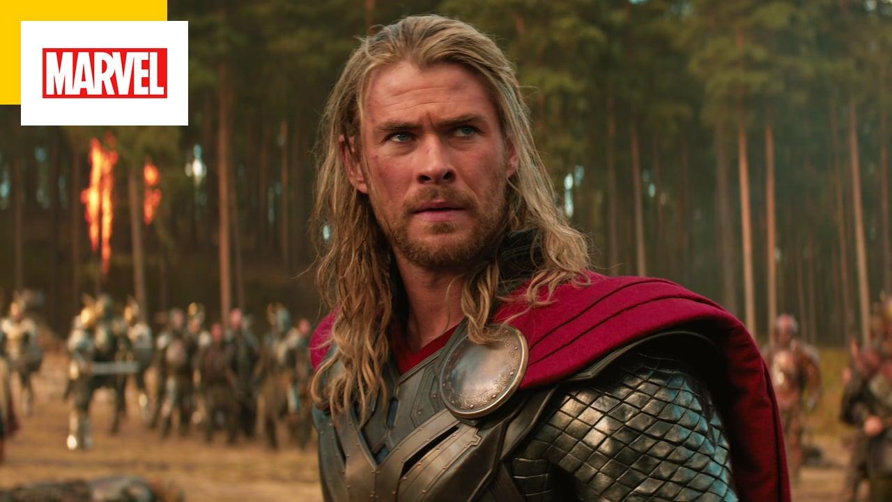 Marvel : quand Chris Hemsworth se pensait viré des Avengers