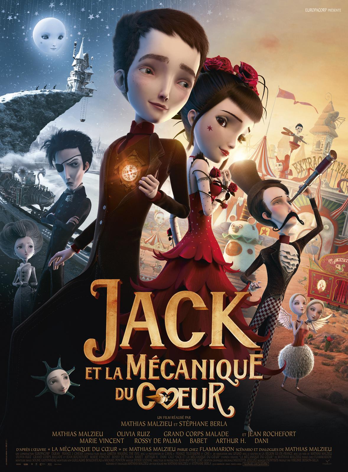 Jack et la mécanique du cour