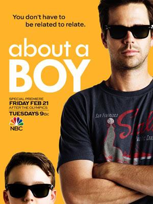 About a Boy saison saison 1 en français