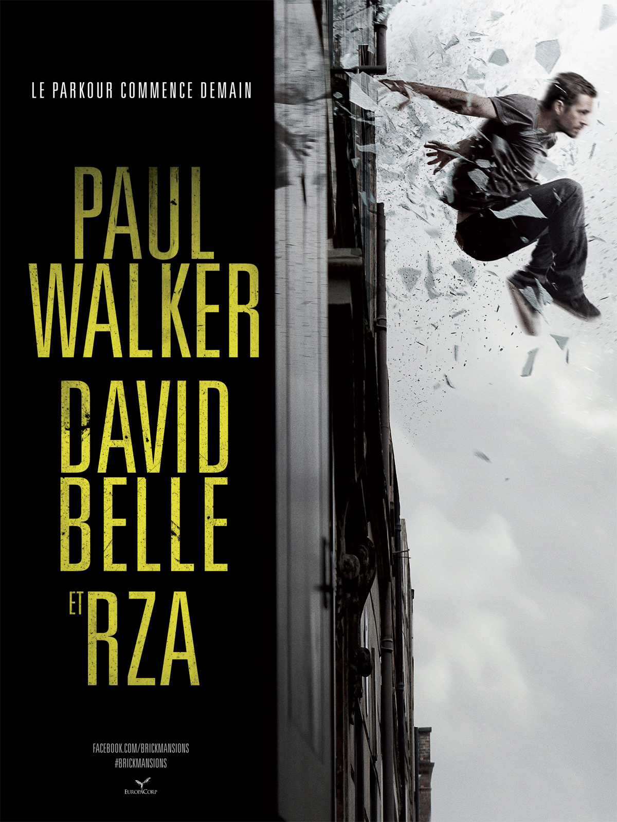 Brick Mansions streaming film