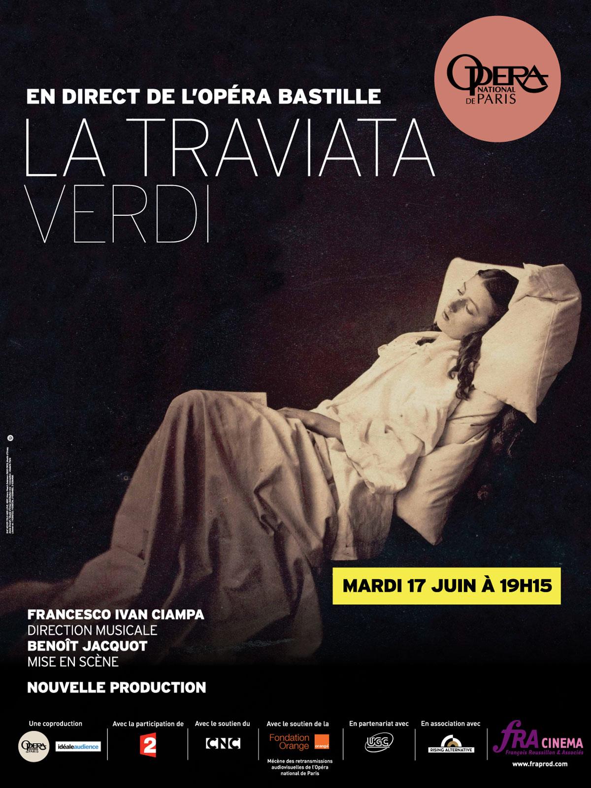 La Traviata (UGC Viva l'Opéra - FRA Cinéma)