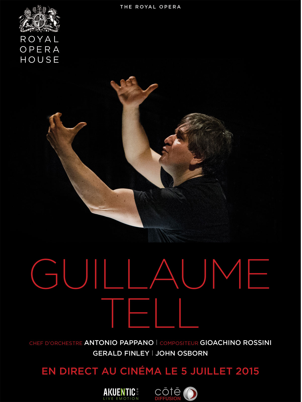 Guillaume Tell (Côté Diffusion)