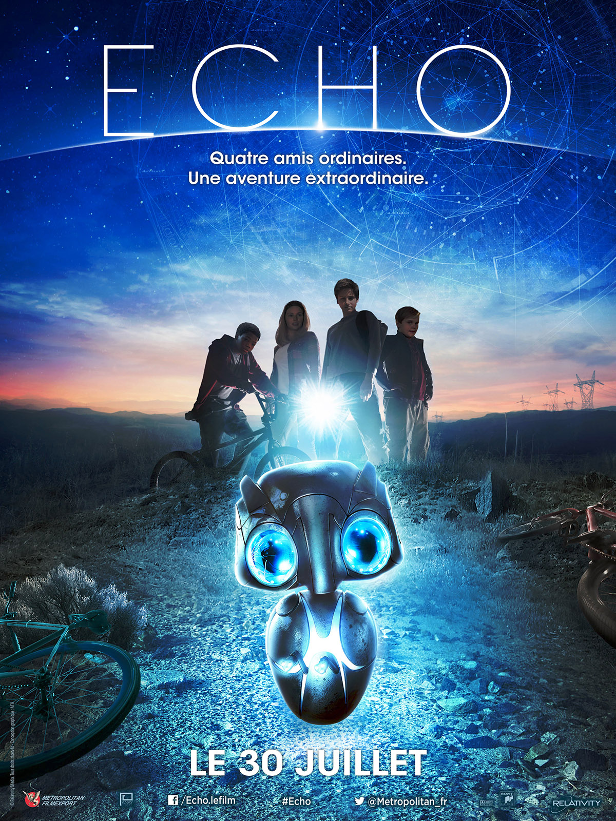 Echo | UpToBox + 1Fichier | BDRiP MD | 2014