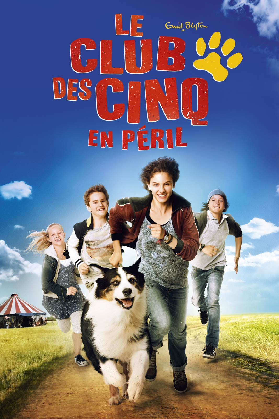 Le Club des 5 en p�ril | Multi | 1CD | TrueFrench | DVDRiP | 2013