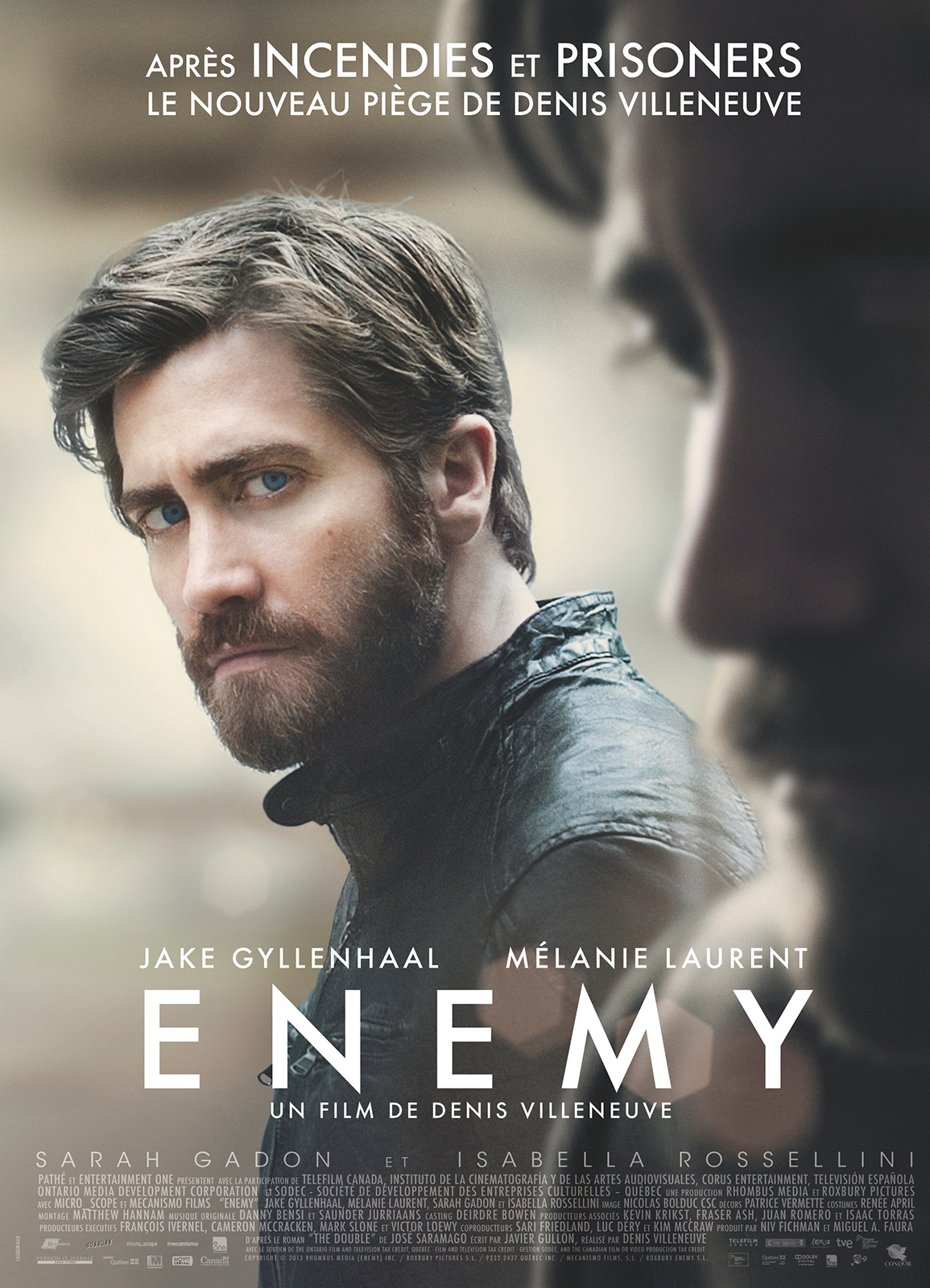 Enemy | Multi | 1CD | TrueFrench | DVDRiP | 2013