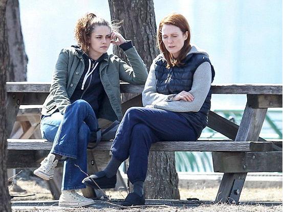 Still Alice - Kristen Stewart et Julianne Moore