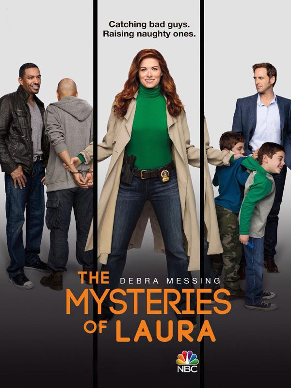 The Mysteries of Laura S01 complète
