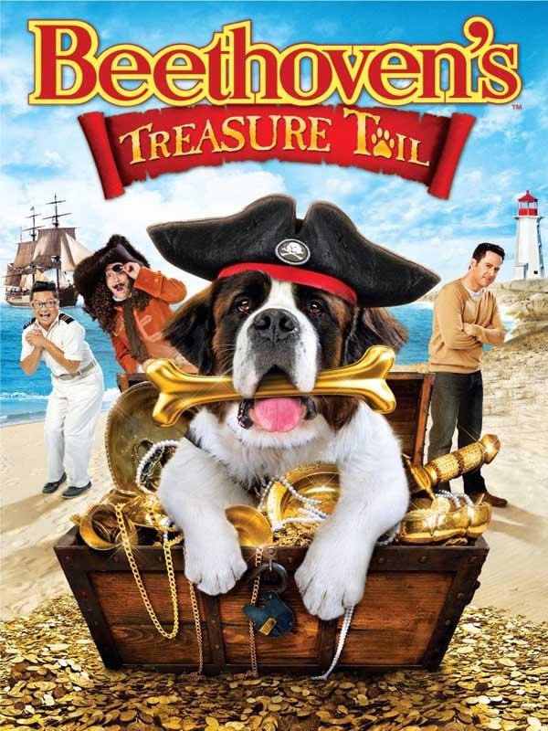 Image Beethoven - Le trésor des pirates